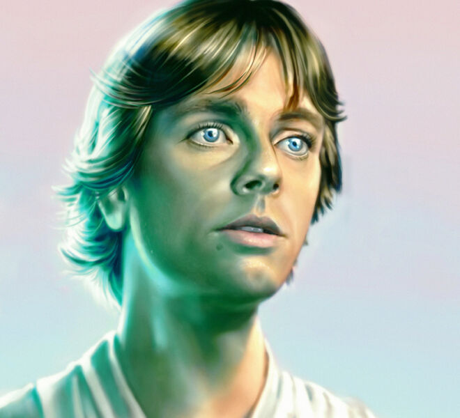 Luke Portrait